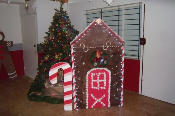 Christian Formation Christmas Celebration 2015