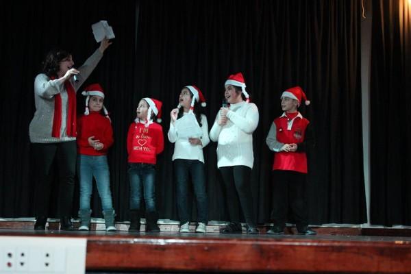 Christian Formation Christmas Celebration 2015 -2-