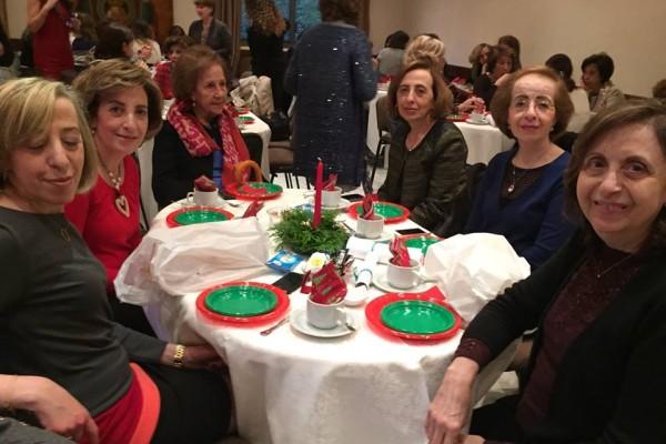 Christmas Tea 04