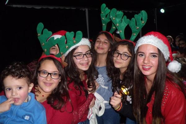 Christian Formation Christmas Celebration 2015 - 6 -