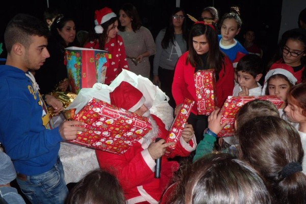 Christian Formation Christmas Celebration 2015 - 7 -