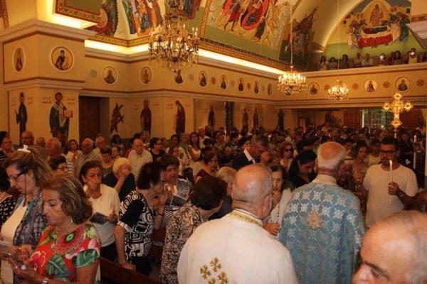 Feast of the Church (Dormition 2016) - 3 -