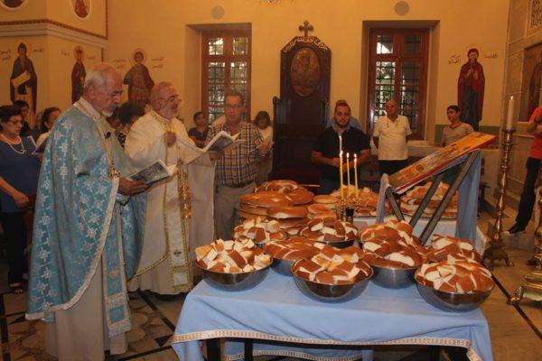 Feast of the Church (Dormition 2016) - 4 -