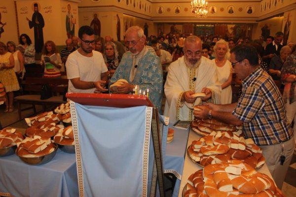 Feast of the Church (Dormition 2016) - 5 -