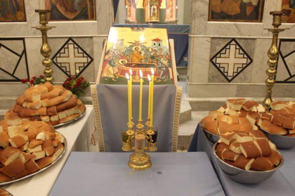 Feast of the Church (Dormition 2016) -1-