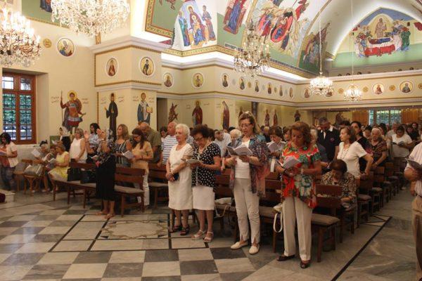 Feast of the Church (Dormition 2016) - 2-