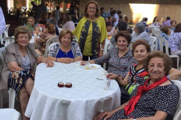traditional Lebanese breakfast - 4 -