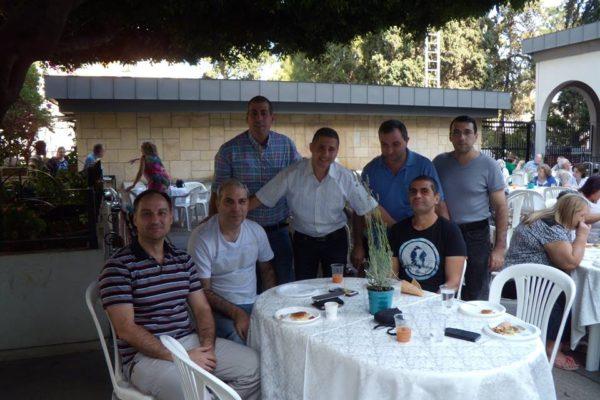 traditional Lebanese breakfast - 6 -