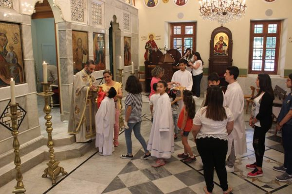 Outing to the Silk Museum and Souk el Gharb 2017 -01-