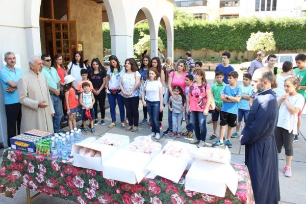 Outing to the Silk Museum and Souk el Gharb 2017 -02-