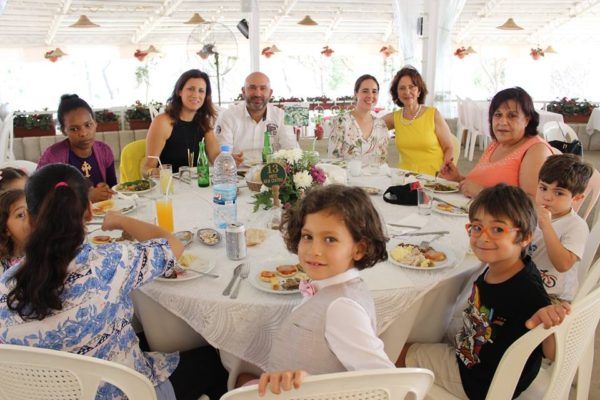 Parish Lunch at Hotel Central 2017 -05-