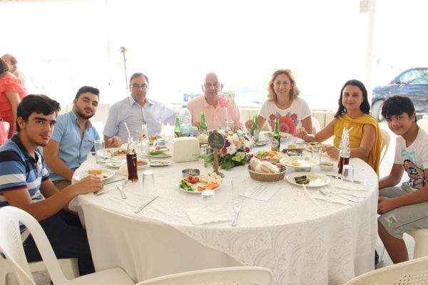 Parish Lunch at Hotel Central 2017 -10-