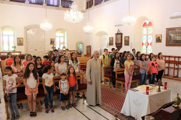 Outing to the Silk Museum and Souk el Gharb 2017 -11-
