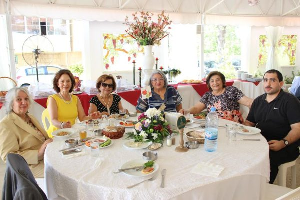 Parish Lunch at Hotel Central 2017 -11-