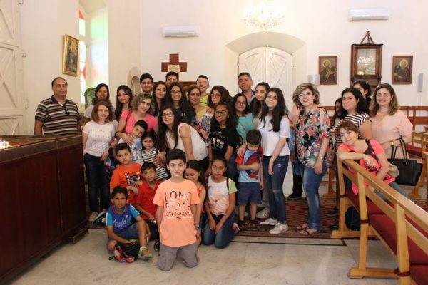 Outing to the Silk Museum and Souk el Gharb 2017 -12-