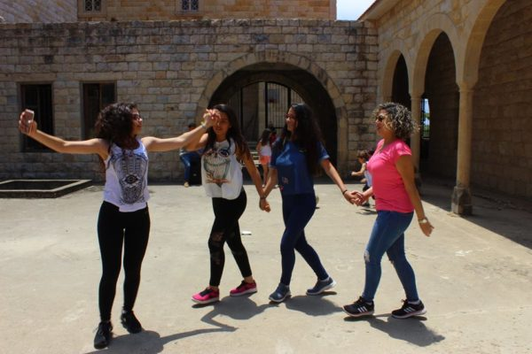 Outing to the Silk Museum and Souk el Gharb 2017 -13-
