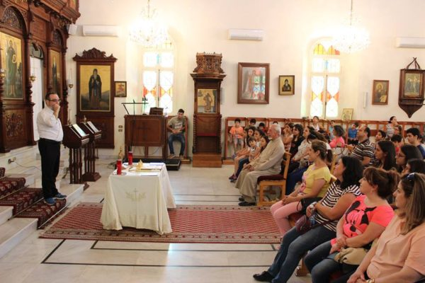 Outing to the Silk Museum and Souk el Gharb 2017