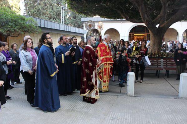 Barbara's Feast Parade 2017- 02-