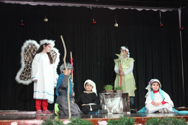 2017 - 12 - Christian Education Christmas Performance -05-