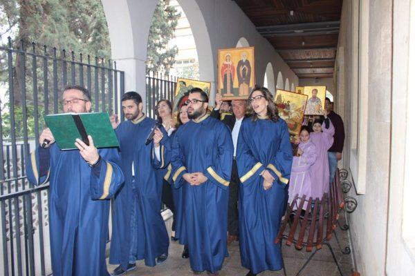 2018- Sunday Of Orthodoxy  -06-