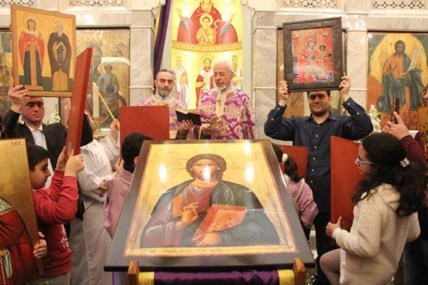 2018- Sunday Of Orthodoxy  -08-