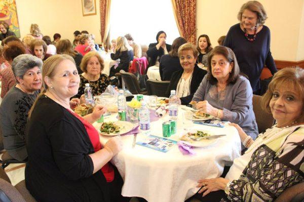 2018 - Lenten lunch -11-