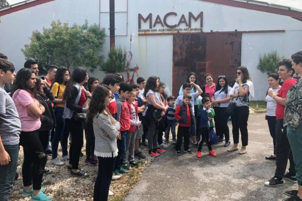 Spring Outing to Macam Art Museum and Byblos 2018 - 01 -