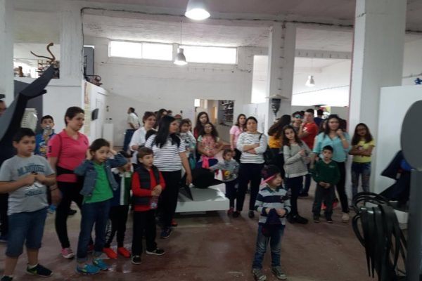 Spring Outing to Macam Art Museum and Byblos 2018 -02-