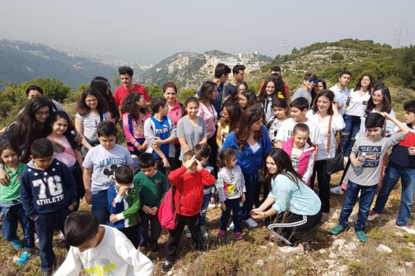 Spring Outing to Macam Art Museum and Byblos 2018 -04-