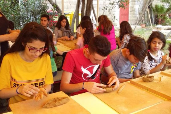 Spring Outing to Macam Art Museum and Byblos 2018 -07-