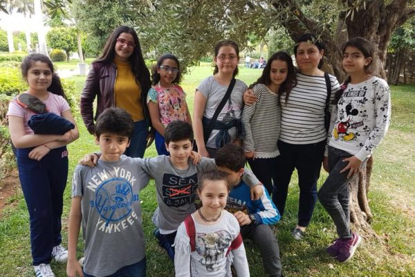 Spring Outing to Macam Art Museum and Byblos 2018 - 12 -