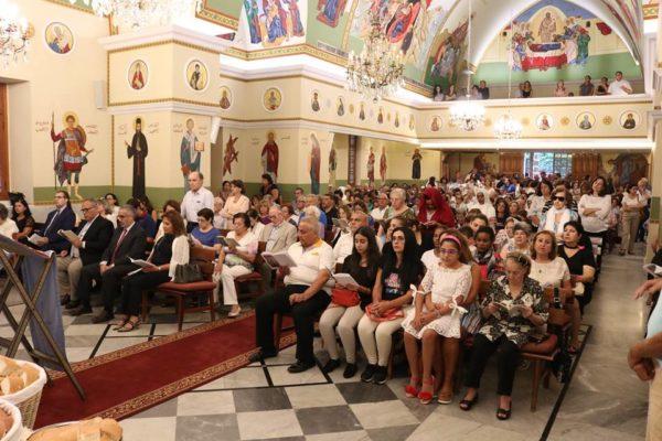 Feast of the church 2018 -05-