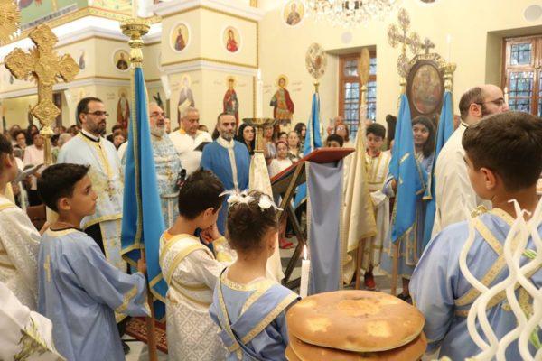 Feast of the church 2018 -08-