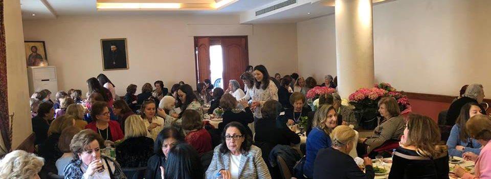Lenten Lunch 2019 - cover photo -