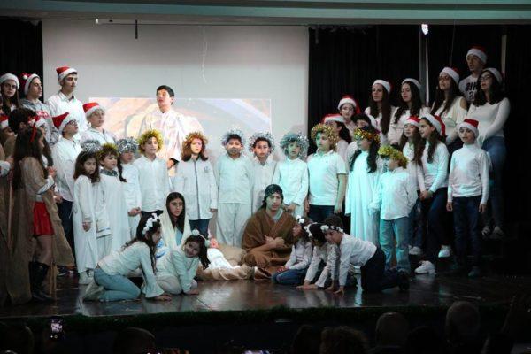 Christian Formation Christmas Celebration 2018 -03-