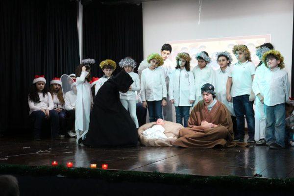 Christian Formation Christmas Celebration 2018 -05 -