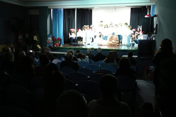 Christian Formation Christmas Celebration 2018 -06-