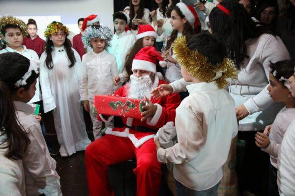 Christian Formation Christmas Celebration 2018 -07-