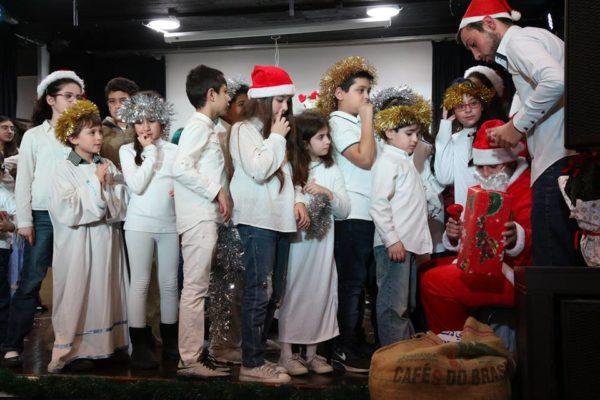 Christian Formation Christmas Celebration 2018 -08-