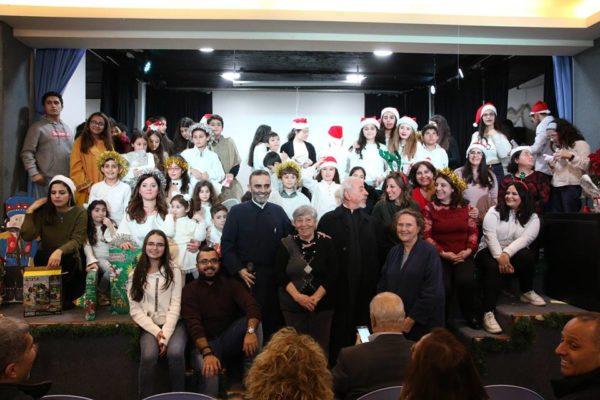Christian Formation Christmas Celebration 2018 -09-