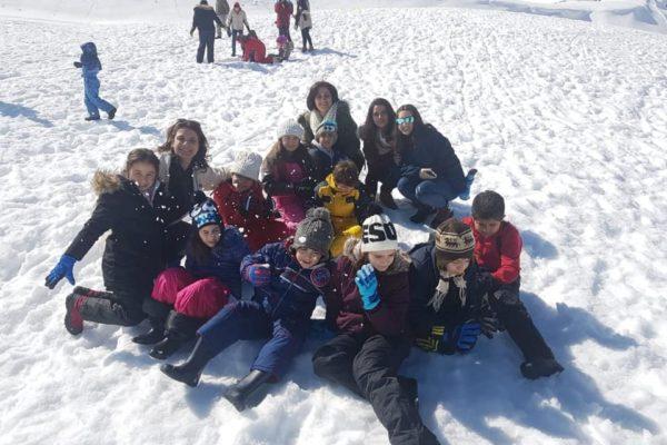 Snow trip 2019 - 02 -