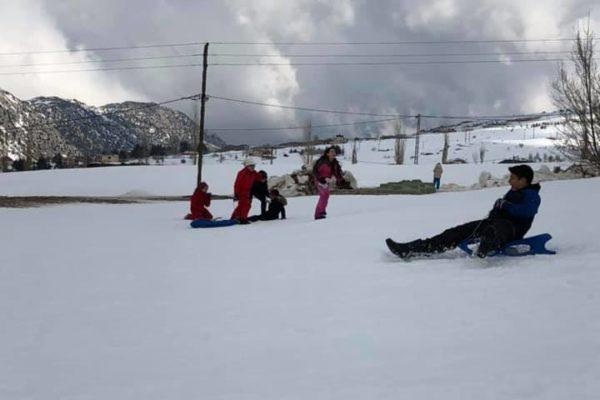 Snow trip 2019 - 07 -