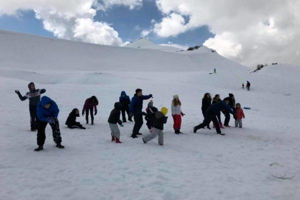 Snow trip 2019 - 08 -