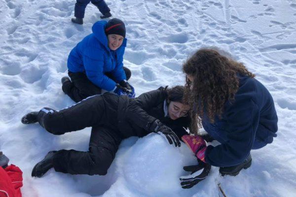 Snow trip 2019 - 09 -