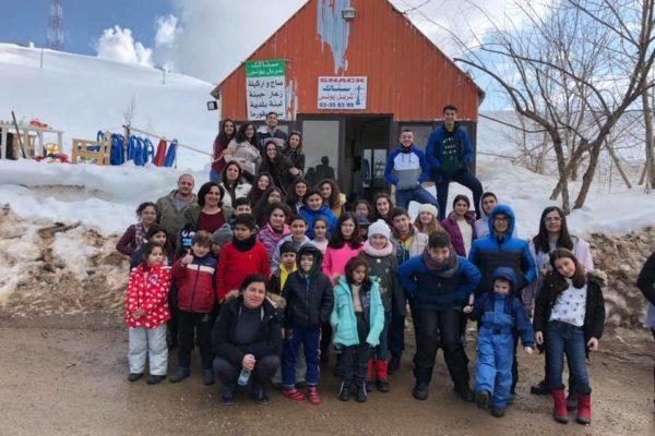 Snow trip 2019 - 12 -