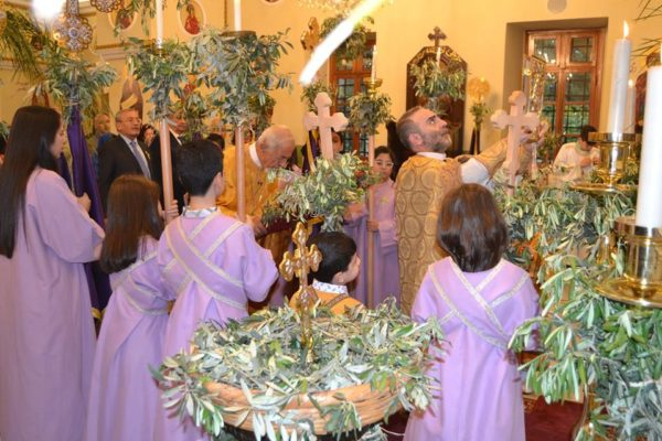 Palm Sunday 2019 -03-