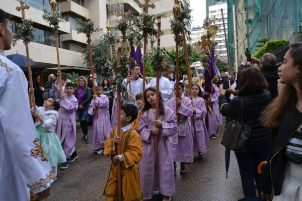 Palm Sunday 2019 -10-