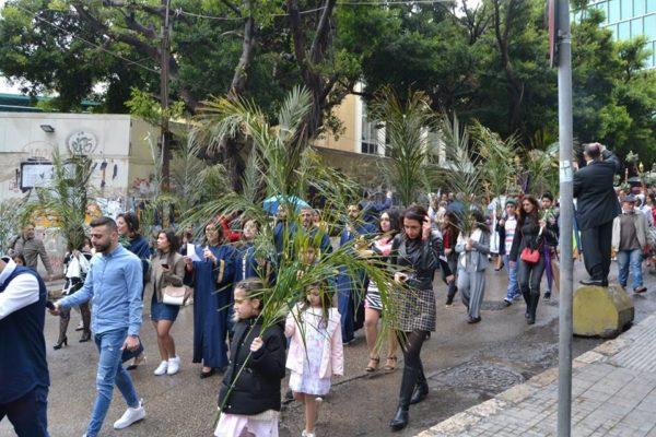 Palm Sunday 2019 -12-