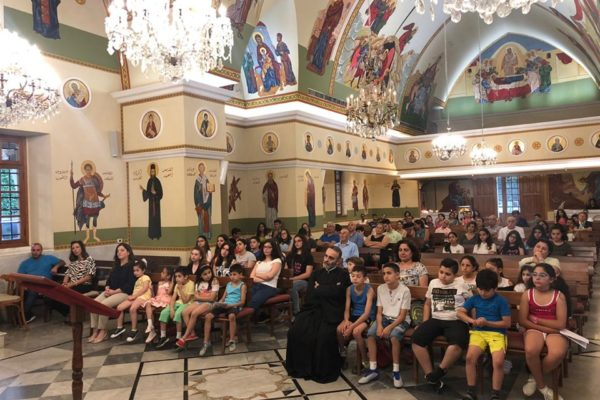Christian Formation End of Year Activities 2019 -01-