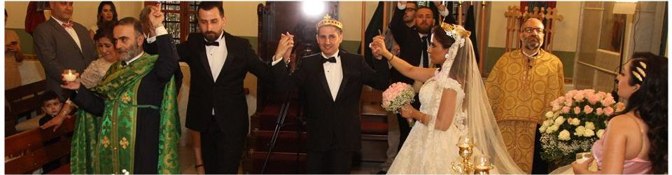 Emile & Zeina wedding - cover photo -